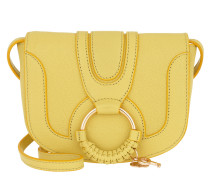 Hana Mini Crossbody Bag Green Sheen Tasche