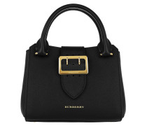 Buckle Tote Black