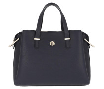 Satchel Bag TH Core Satchel Corporate blau
