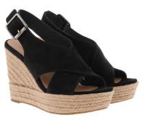 Sandalen W Harlow Sandals Black schwarz