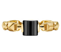 Schmuck MKC1026AM710 Stacking Ring Mercer Link Gold gold