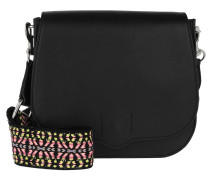 Sunday Saddle Bag Black Tasche