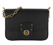 Chain Crossbody Small Black Tasche