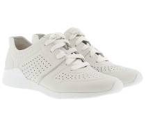 W Tye Sneakers White