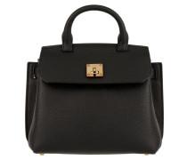 Milla Crossbody Small Black Tasche