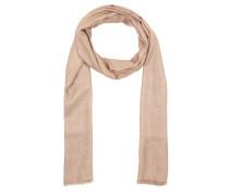 Lurex Scarf Dusty Pink Schal