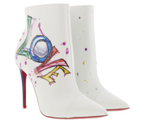 Boots Boots In Love White weiß