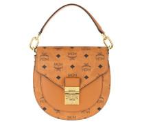 Umhängetasche Patricia Visetos Small Shoulder Bag Cognac