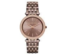 Ladies Darci Watch Sable-Tone Armbanduhr