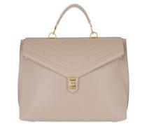Satchel Bag Furla Tortona M Top Handle Bag Dalia beige