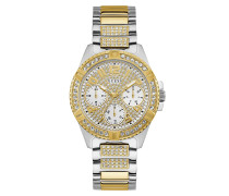 Uhr Women Quartz Watch Lady Frontier Gold/Silver