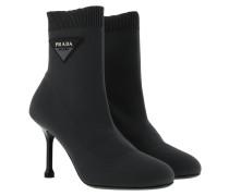Boots Stretch Sock Boot Nebbia grau