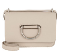 The Mini D-Ring Shoulder Bag Stone Tasche