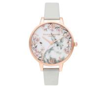 Uhr Watch Pretty Blossom Grey