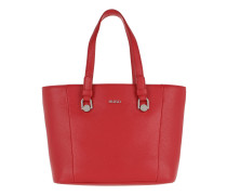 Mayfair SM Shopper Bright Red Shopper