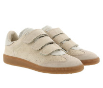 Beth Sneakers Leather Ecru Sneakers