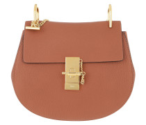 Drew Crossbody Bag Small Chestnut Brown Tasche
