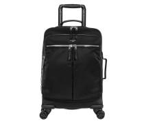 "Reisetasche Park Lane Suitcase 15"" Black"