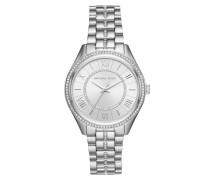 Ladies Lauryn Watch Silver Armbanduhr