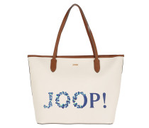 Cortina Bouquet Lara Shopper Offwhite Shopper