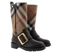 Warthing Rain Boots Classic Check Schuhe