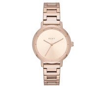 Uhr NY2637 The Modernist Watch Roségold rosa