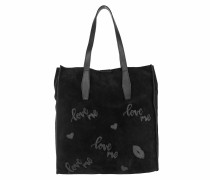 Amelia Park Tote Black Shopper