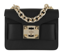 Mila Crossbody Bag Black Tasche