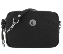 TH Buckle Crossover Black Tasche