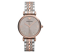 Uhr Watch Dress AR1840 Roségold roségold
