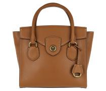 Millbrook Satchel Bag Medium Lauren Tan Tote