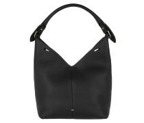 Build a Bag Small Black Hobo