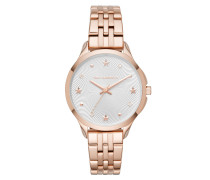 Karoline Watch Rosegold Uhr