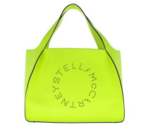 Logo Shopper Bag Flyo Yellow Shopper
