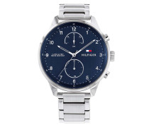 Uhr Multifunctional Watch Casual 1791575 Silver
