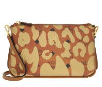 Millie MCM Leopard Print Crossbody Medium  Tasche