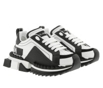 Sneakers Super Queen Sneakers Leather White/Black weiß