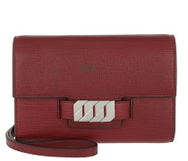 Veronika Mini Bag Dark Red Tasche