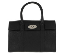 Tote Small Bayswater Tote Candy Black Silver Toned schwarz