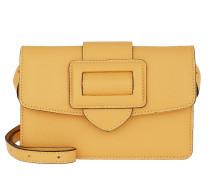 Gürteltasche Calf Adria Crossbody Belt Bag Yellow gelb