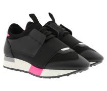 Race Runner Sneakers Pink Sneakers