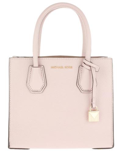 Michael Kors Damen Mercer MD Messenger Bag Soft Pink Tasche Austritt Ansicht 3uvt8DeF