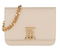 Gürteltasche TB Chain Belt Bag Leather Vanilla beige