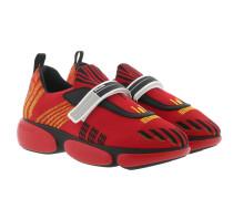 Cloudbust Sneakers Scarlet Red Sneakers