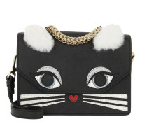 K/Klassik Fun Mini Handbag Black Tasche