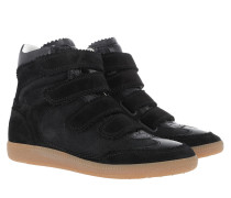 Bilsy Vintage Sneakers Faded Black Sneakers