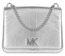 Swag Large Chain Shoulder Bag Silver