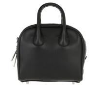 Tote Marie Jane Nano Bag Leather Black schwarz