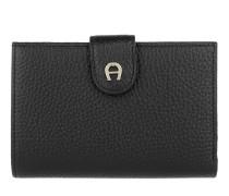 Portemonnaie Diadora Wallet Black schwarz