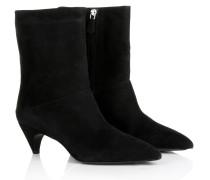 Calzature Donna Camoscio Nero Schuhe